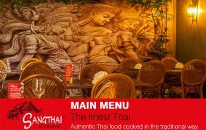 Thai food button for sangthai Thai restaurant menu